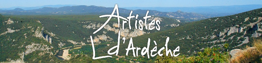 Artists of the Ardèche